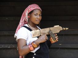 La guerre n'est pas un jeu d'enfants-RDC