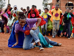 Shujaa Wa upatanisho-Rwanda-RDC