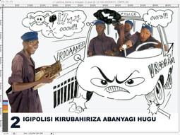 La policie de proximité_Burundi