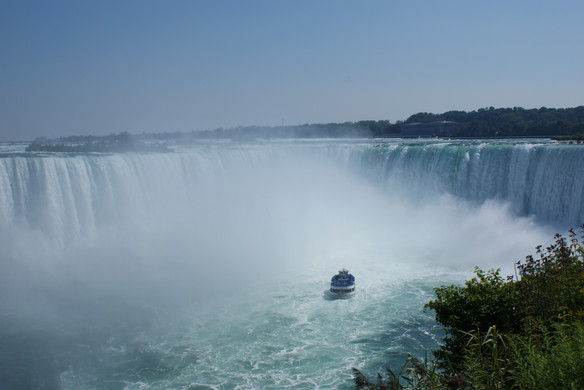 The maid in the mist