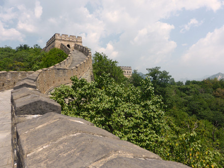 Exploring Beijing and the Great Wall of China in 4 days
