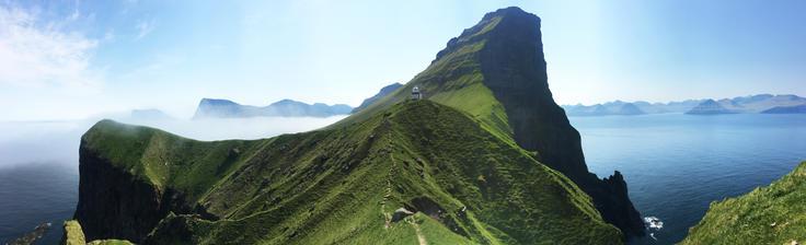 Panoramic trails