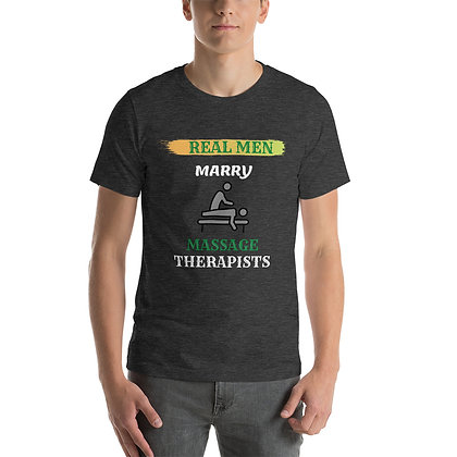 Real Mean Marry Massage Therapist Shirt