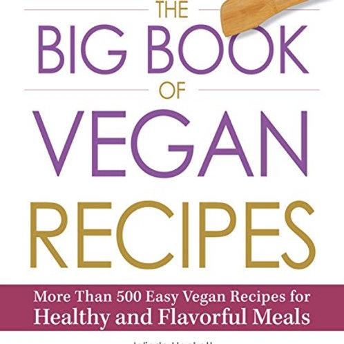 The Big Book of Vegan Recipes