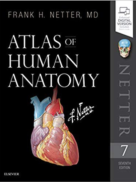 Atlas of Human Anatomy by Netter