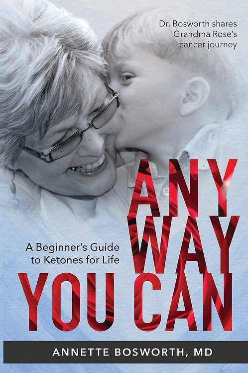 ANYWAY YOU CAN: Doctor Bosworth Shares Her Mom's Cancer Journey