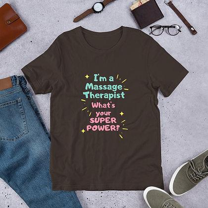 Superpower MT Short-Sleeve Unisex T-Shirt