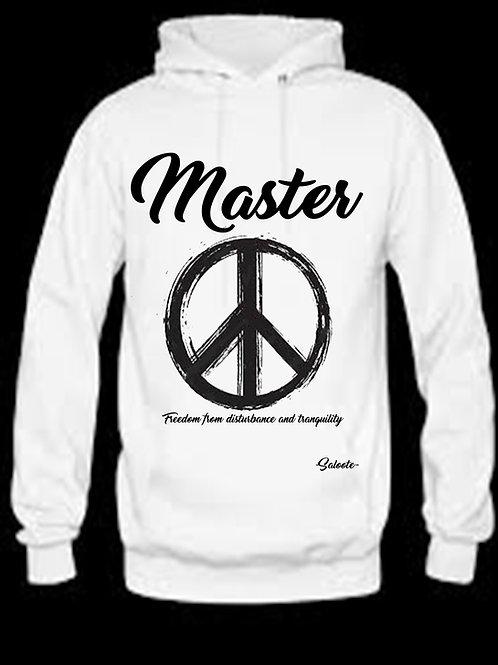 Mastet Peace Hoodie