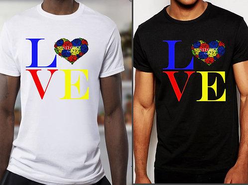 """LOVE """"HEART"""" T-shirt"""