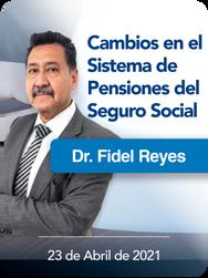 Cambios en el sistema de pensiones del S.S.
