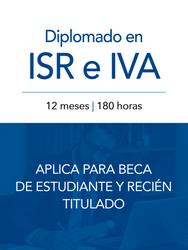 Diplomado en ISR e IVA