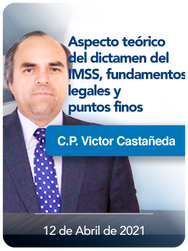 Aspecto teórico del dictamen del IMSS fundamentos legales y puntos finos