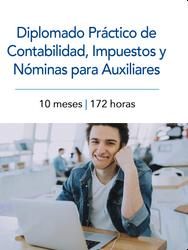 Diplomado Práctico de Contabilidad, Impuestos y Nóminas para Auxiliares Contables