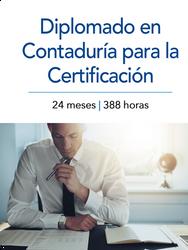 Diplomado en Contaduría para la Certificación