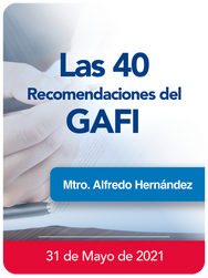 GAFI - 40 Recomendaciones