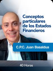 Conceptos Particulares de los Estados Financieros