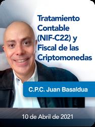 Tratamiento Contable (NIF-22) y Fiscal de las Criptomonedas