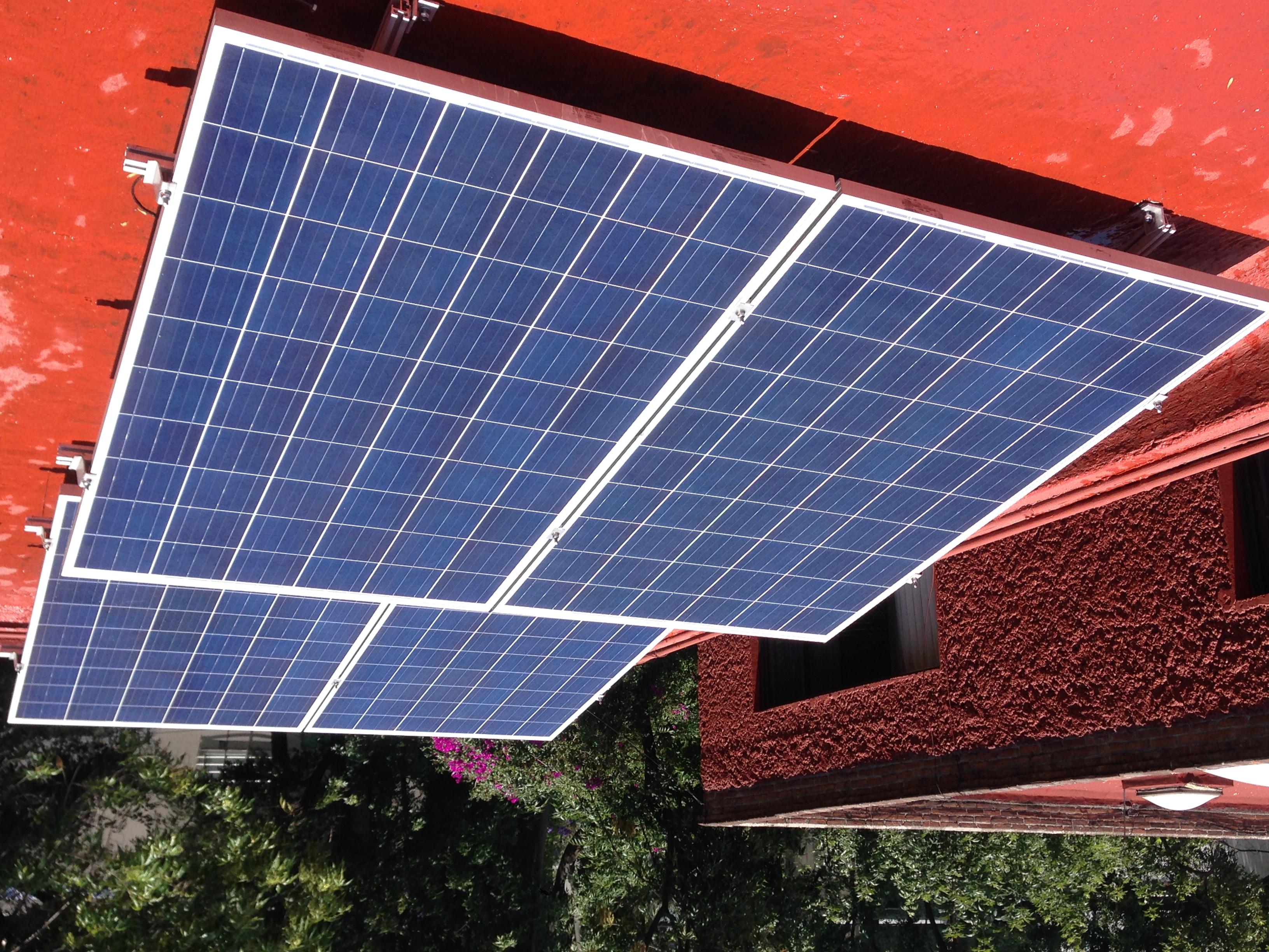 Sistema Fotovoltaico 1.04 KWp