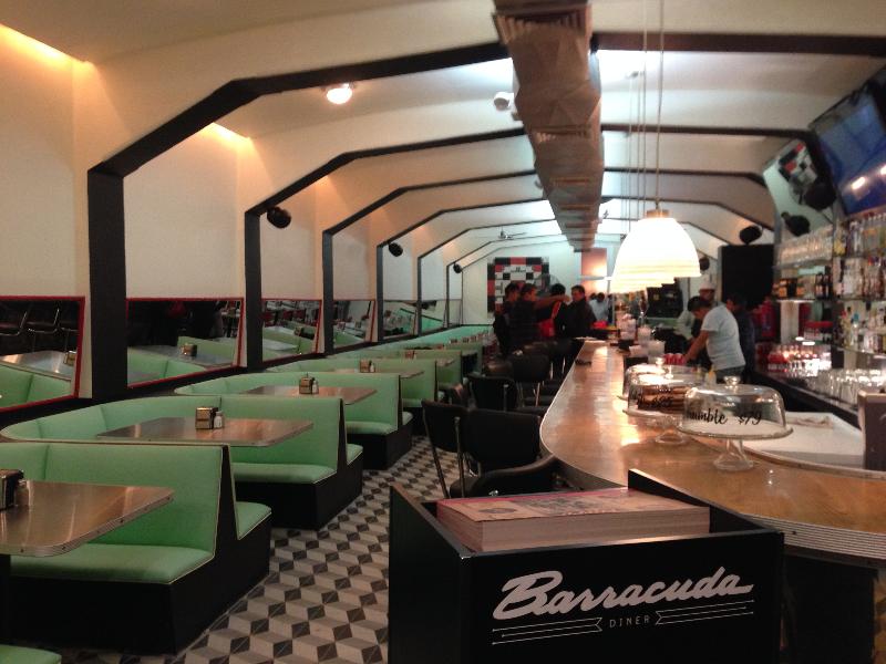 Barracuda Diner