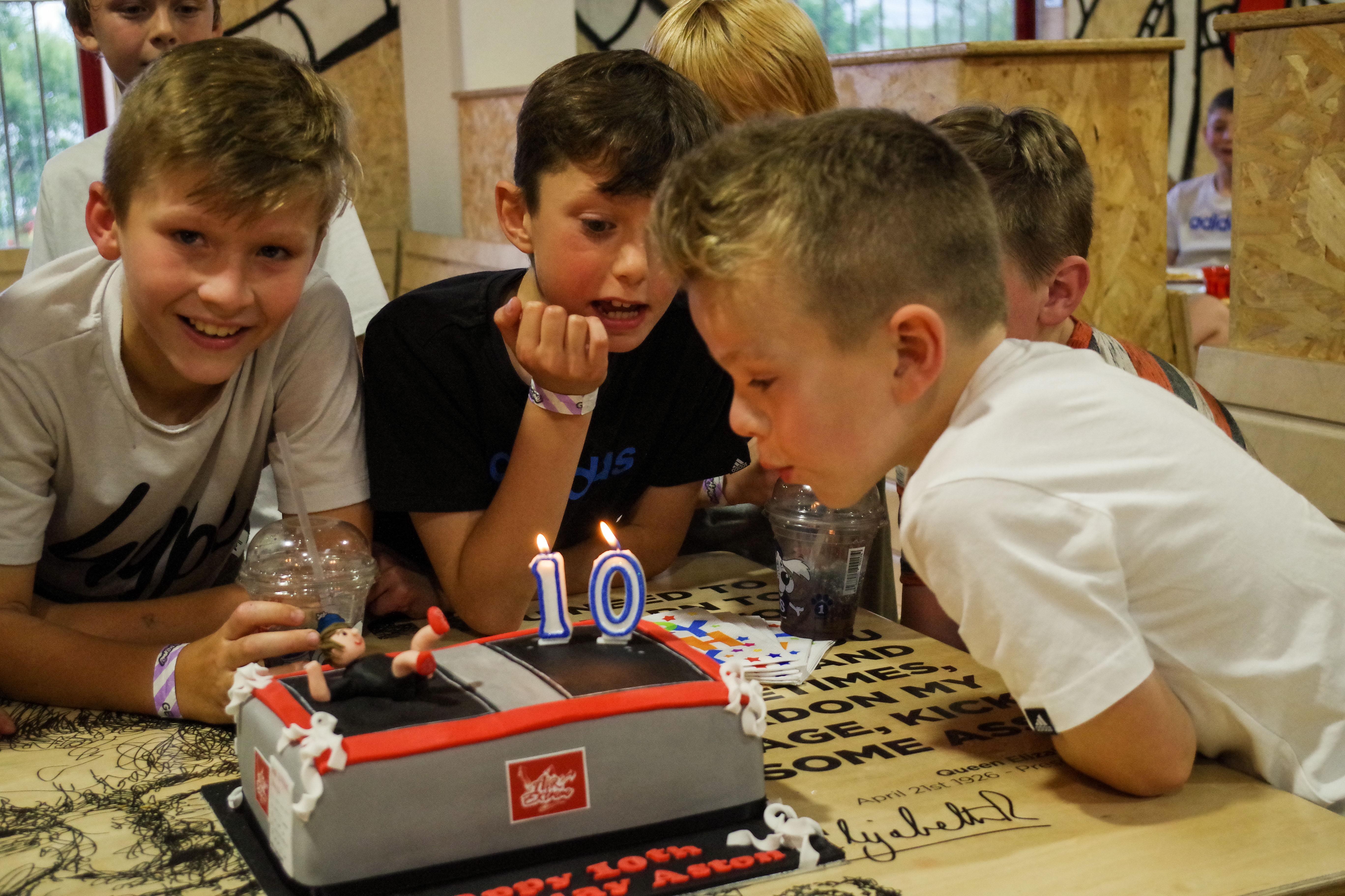 kids birthday parties barnstaple