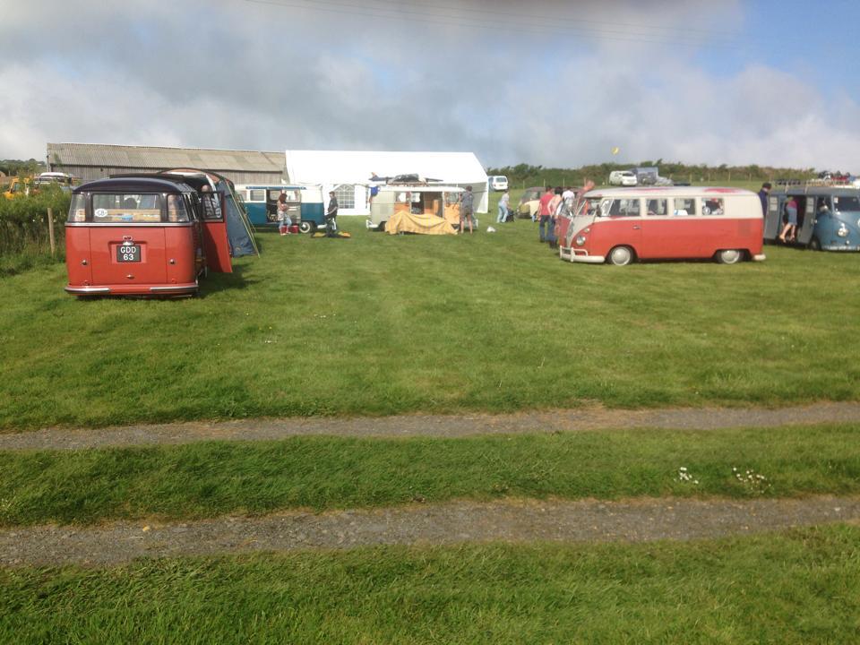 Lee Meadow Camping VW