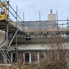 Scaffolding Ilfracombe
