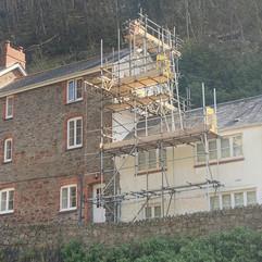 Scaffolding Devon