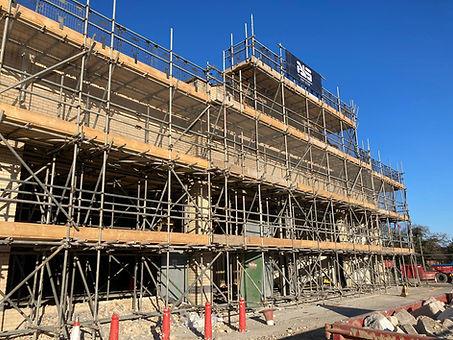 scaffolding north devon