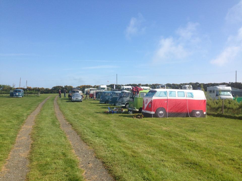 Camping North Devon