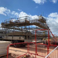 Commercial Scaffolding South Molton