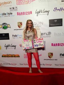 Fashion Show red carpet