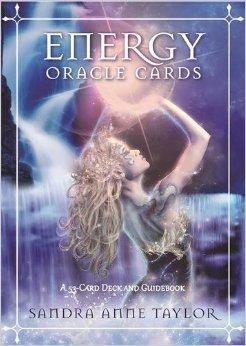 Energy Oracle Cards Sandra Ann Taylor