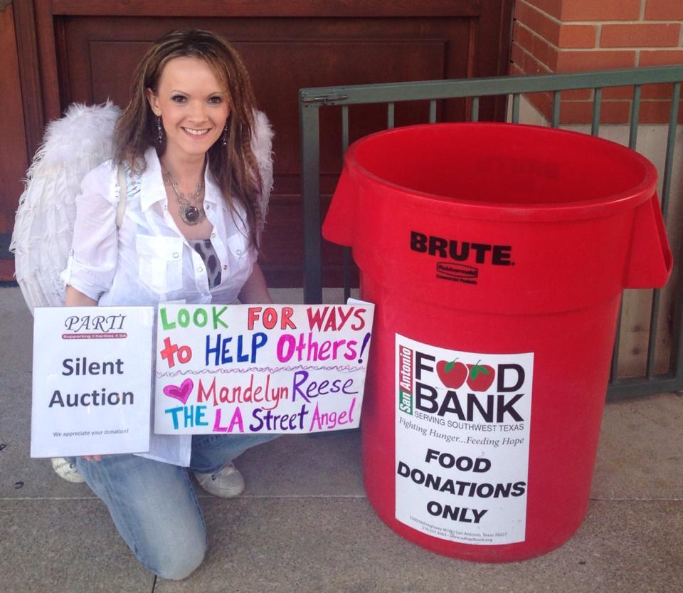 Food Bank help