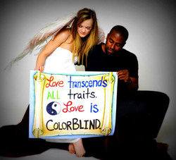 Love transcends all traits