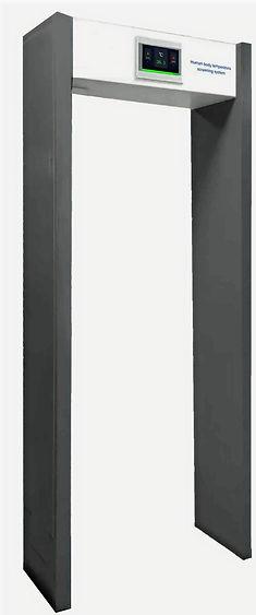 thermal gate tempreture detection