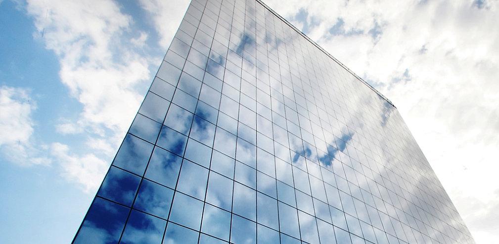 фасад бизнес-цетра