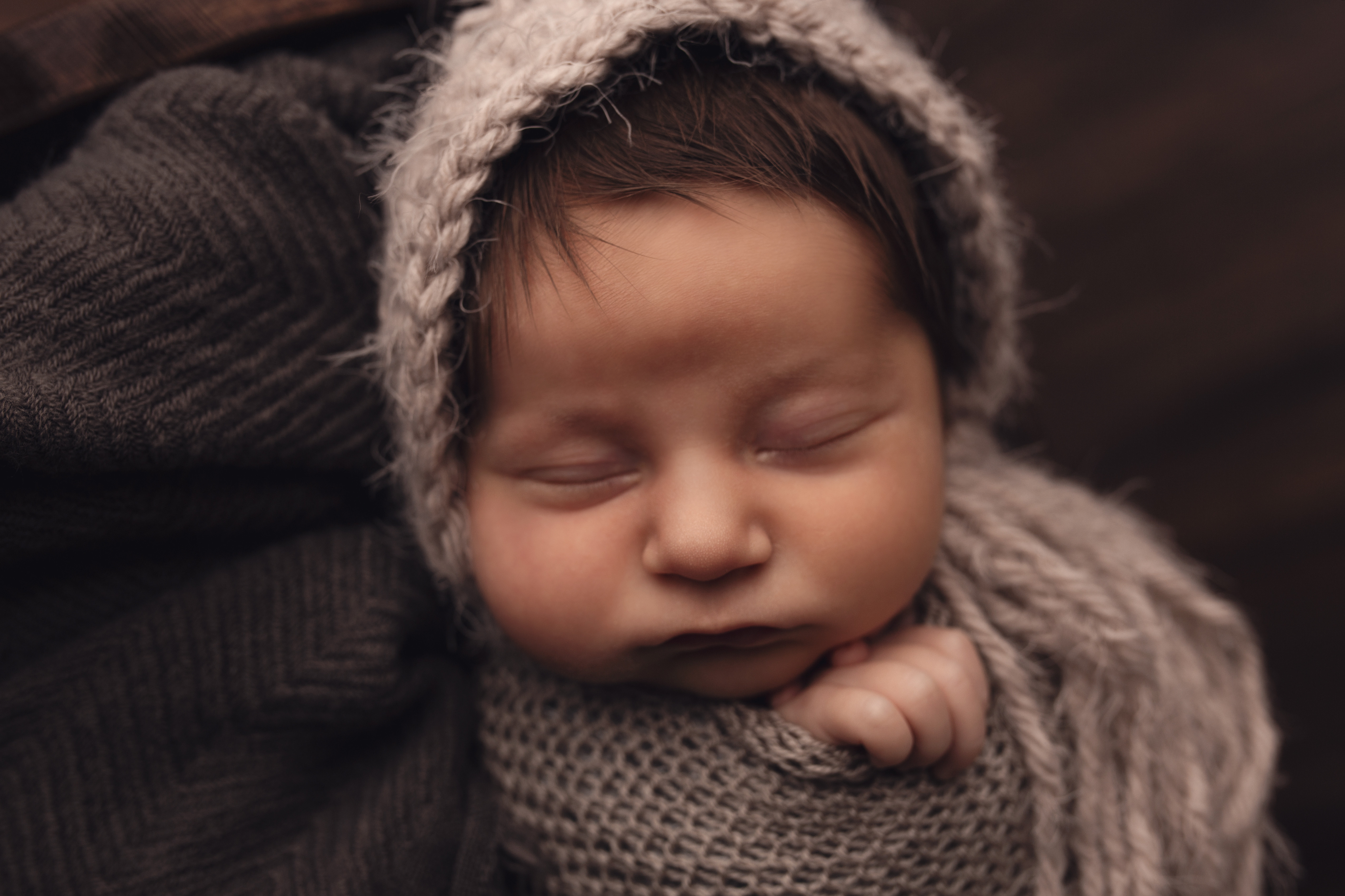 The Petite Newborn Session
