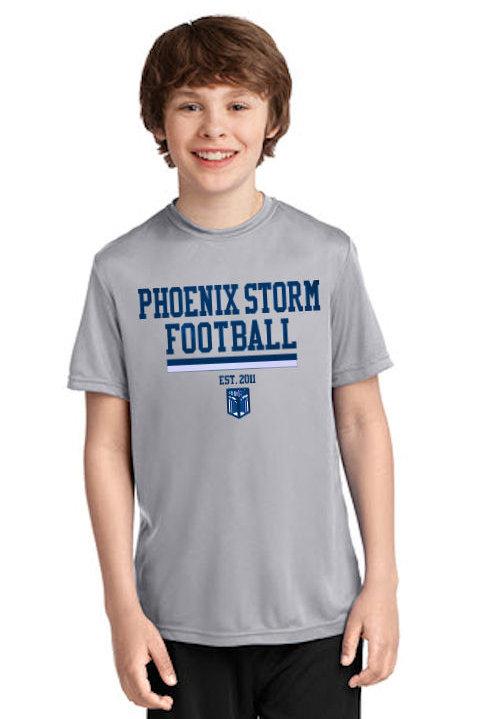Storm - 2019 Youth Sideline Drifit Shirt