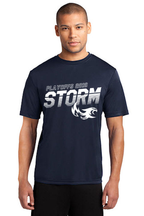 Storm - Playoff T 19 - Men's Drifit