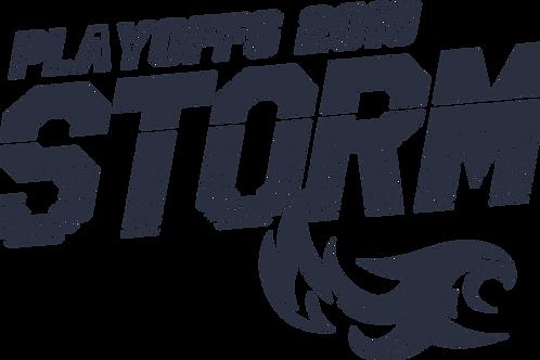 Storm - 2019 Playoffs 100% Cotton T
