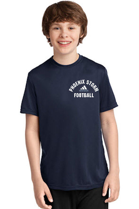Storm - 2019 Youth Coach Gear Drifit Shirt (Navy)