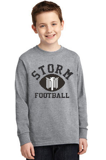Storm - Vintage - Youth Long Sleeve