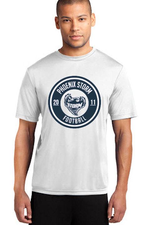 Storm - 2019 Men's Est. Drifit Shirt (White)
