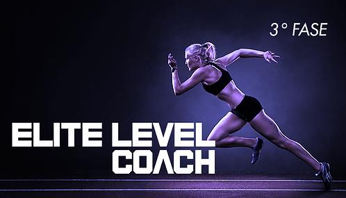 Elite Level Coach -Fase 3