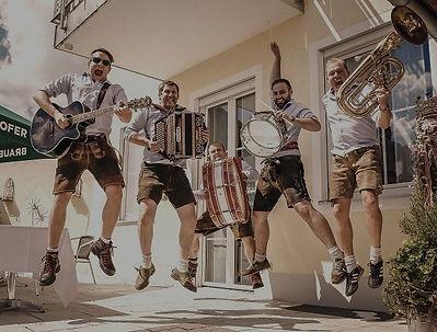 Partyband Donnaweda