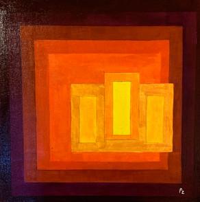 """Lamplight at Night"" by Paul Zonca"