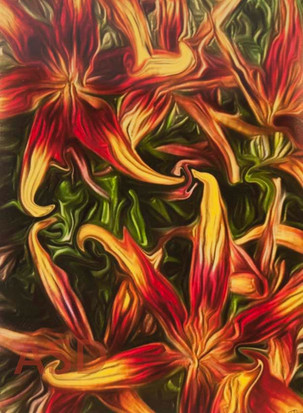 Angry Lilies