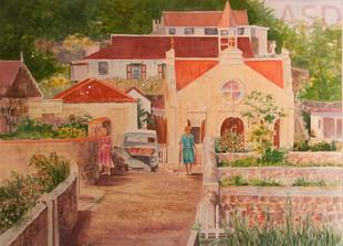 Church Ladies Saba