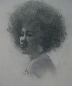 """""""Nicki 1"""" by Janet Kondziela"""