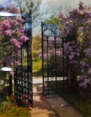 Mrs Henry Fordson Gate